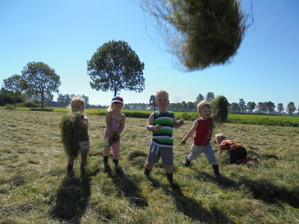 De Groene Weide - Openingstijden